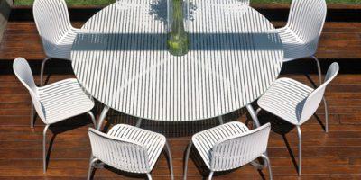 Nardi tavolo sedie esterni palermo