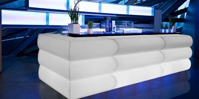 Kloris palermo rivenditore mobile bar esterno illuminato